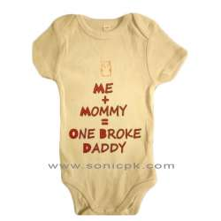Me Mommy One Broke Daddy