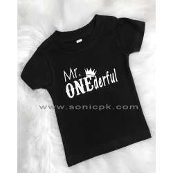 Mr Onederful tShirt